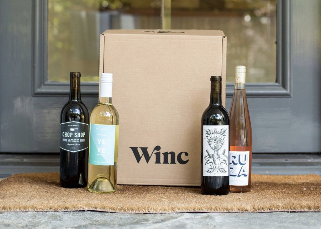 Red wines from Winc