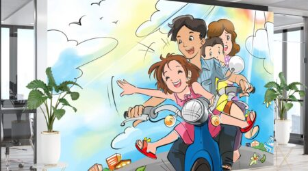 sketch, creative, design, color, painting, draw, drawing, animation, color, book, children, kid, girl, book, family