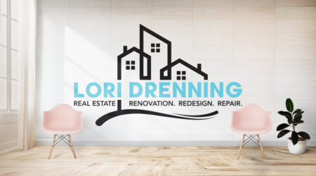 Logo, Creative, Branding, Print, Real Estate, House, home, design, building,