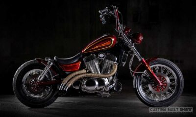 Suzuki Intruder 1400 por As Kustom