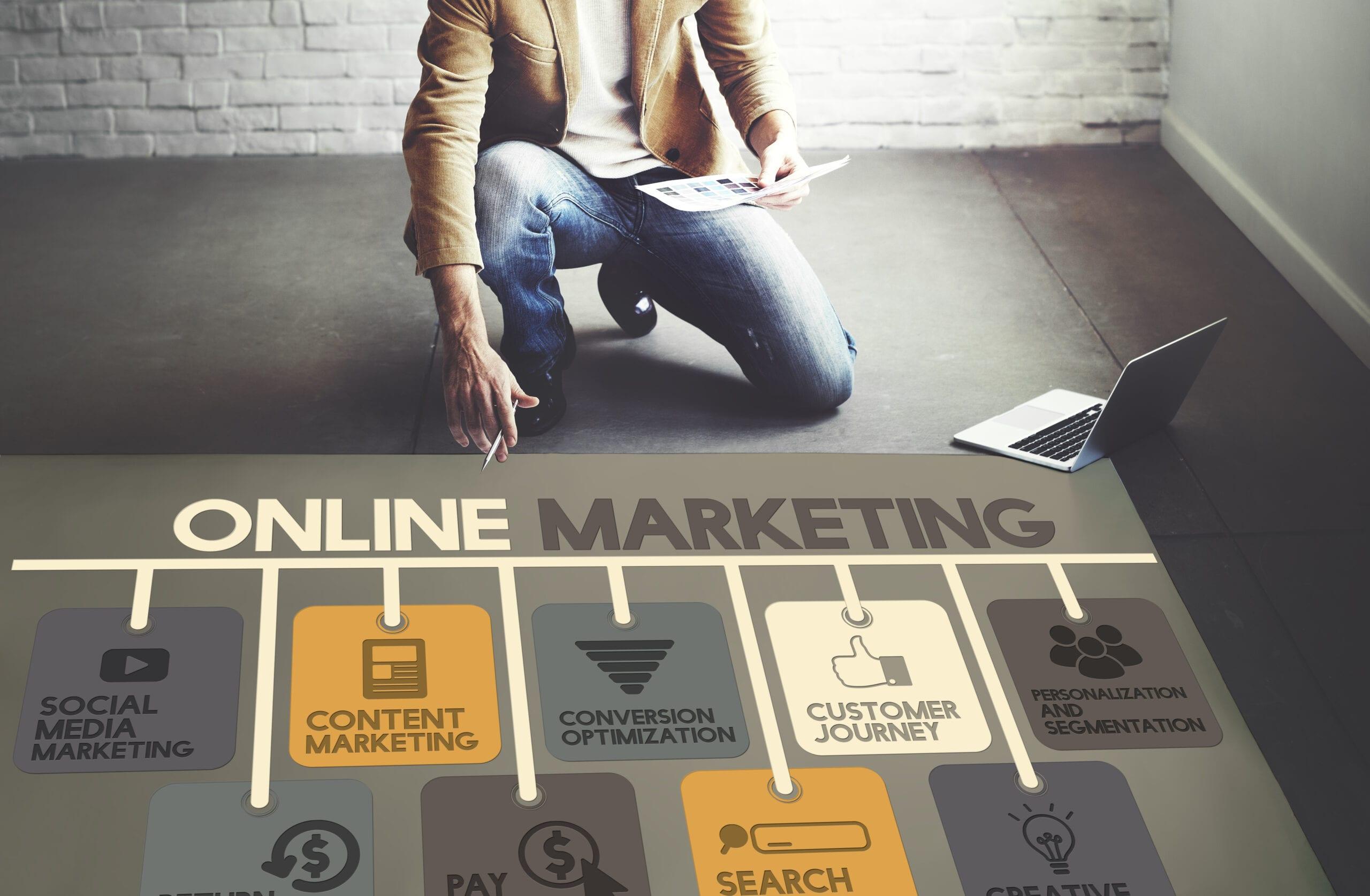 Webdesign, SEO, iMarketing EngagementImage - Online Marketing