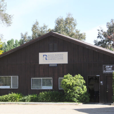Monty Roberts International Learning Center - photo by June Tabor