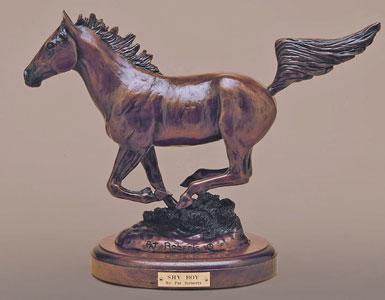 Pat Roberts Sculpture - Grandma