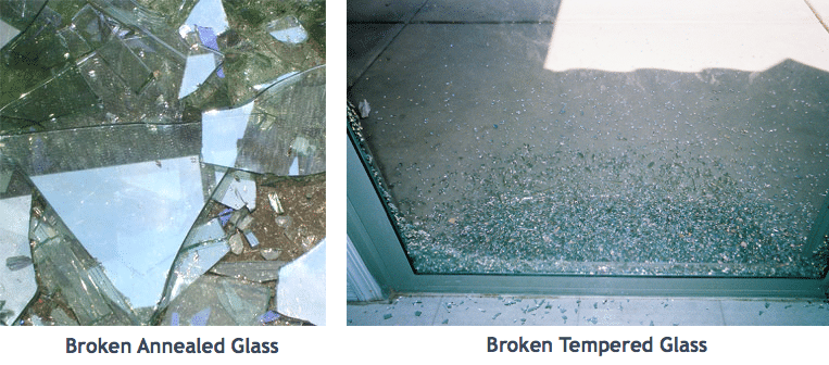 Annealed vs. Tempered Glass For Homes