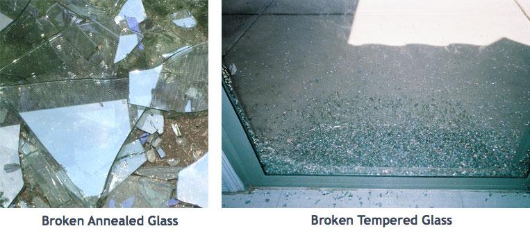 Residential Broken Glass Example