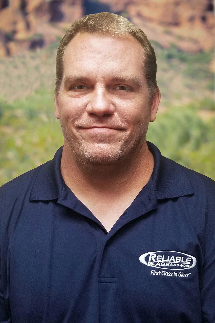 Dave Hurdel - Reliable Glass Technician