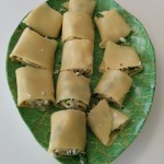 पाटवडी (महाराष्ट्रियन खांडवी) रेसिपी