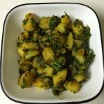 Aloo Methi Sabzi Recipe