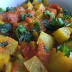 Lauki Ki Sabzi Recipe (With Tomato)