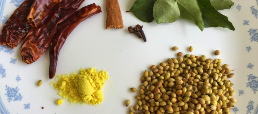 Sambhar Masala Recipe