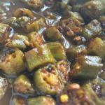 Bhindi Curry Recipe (Chinch Gulachi Bhendi)