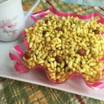 Puffed Rice or Murmure Ka Chivda Recipe