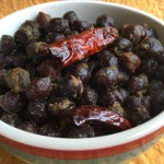 Dry Kala Chana Recipe