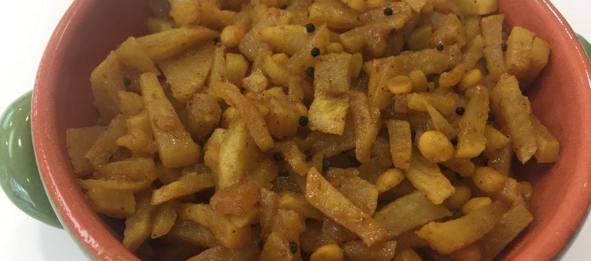 Shalgam (Turnip) Ki Sabzi Recipe