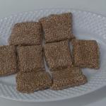 Crispy Sesame Seeds Chikki Recipe