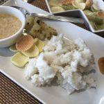 वऱ्याचे तांदूळ आणि शेंगदाण्याची आमटी रेसिपी
