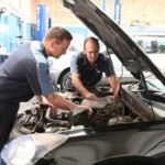 Love working on cars – How to be a Light Vehicle Mechanic