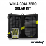 Win a Goal Zero Light-weight Solar Kit for Your Next Adventure