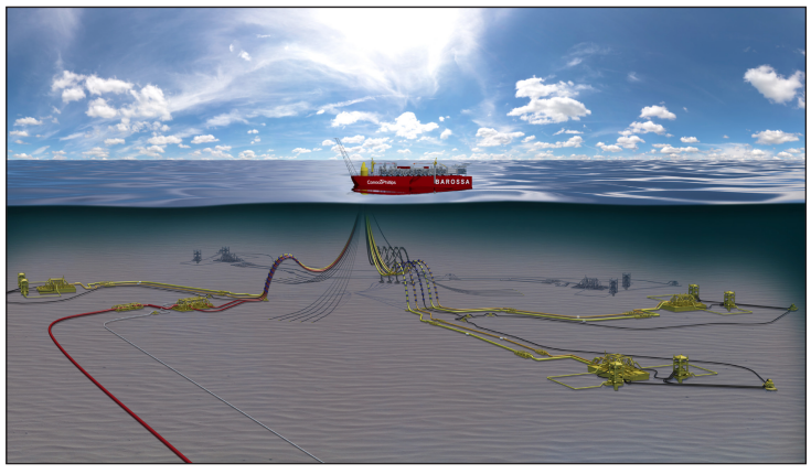 Barossa Offshore Project