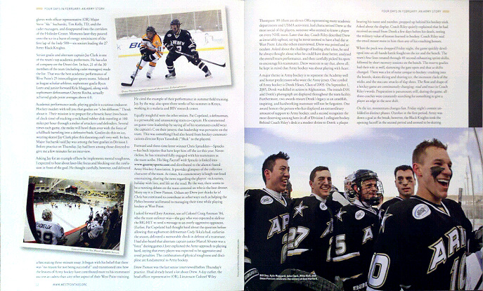 West Point Magazine spring 2011