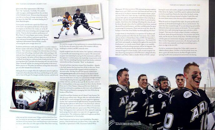 West Point Magazine spring 2011