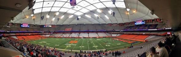 Carrier Dome, Syracuse