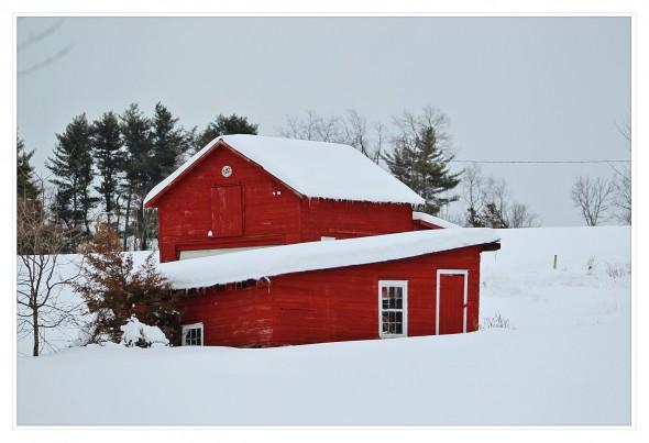 New Paltz barn 419