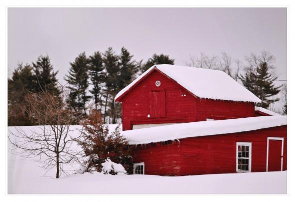 New Paltz barn 427