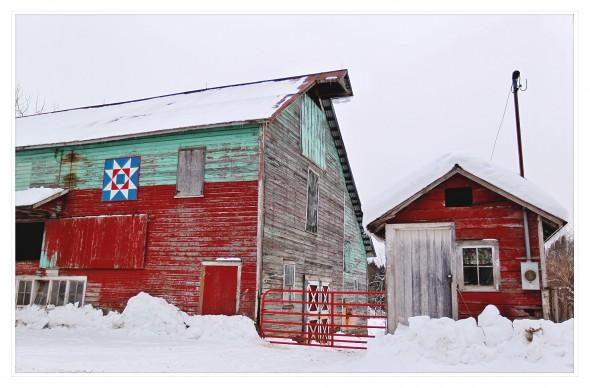 New Paltz barn 441