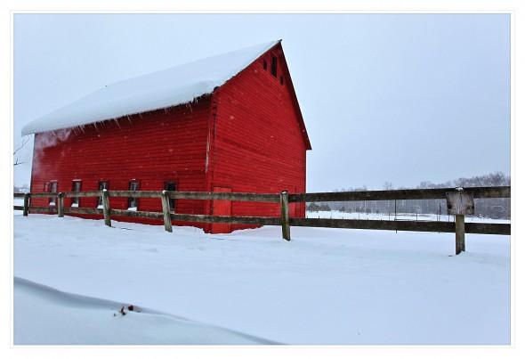 New Paltz barn 765