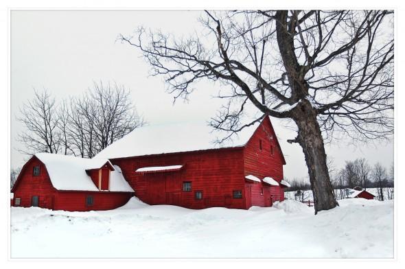 New Paltz barn 892