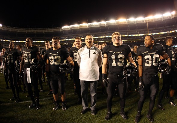 NCAA Football: Connecticut at Army