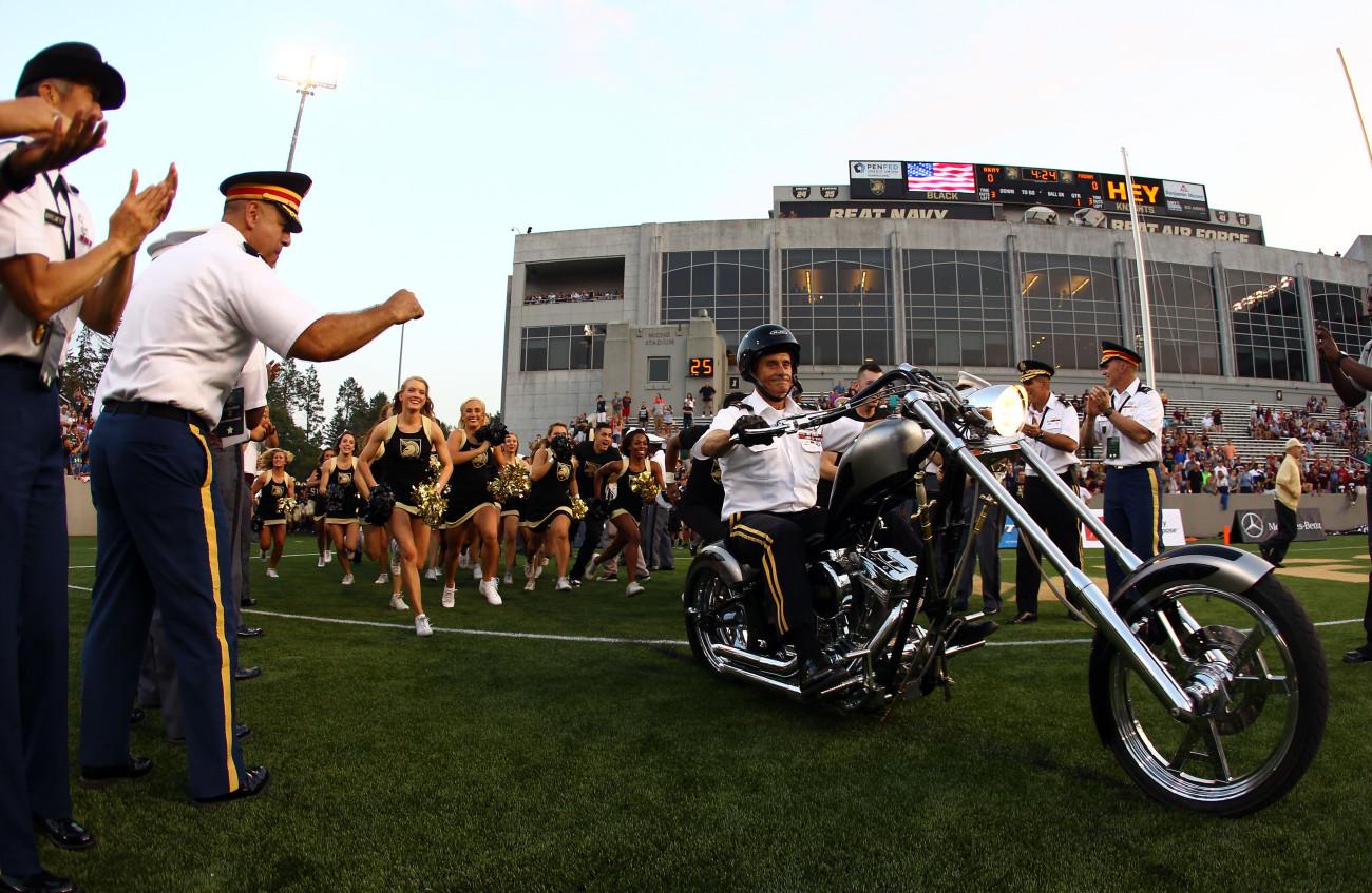 NCAA Football: Fordham at Army