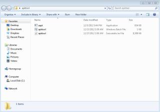 folder directory