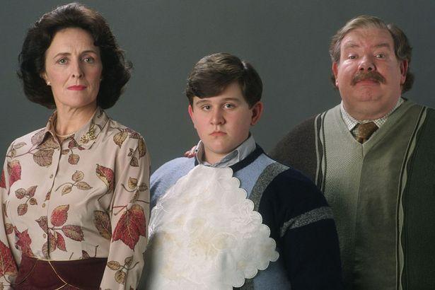 Dursleys-from-Harry-Potter