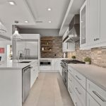 Custom kitchen design by Blue Daze Designs, orlando interior design