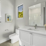 Oneco: Secondary Bathroom