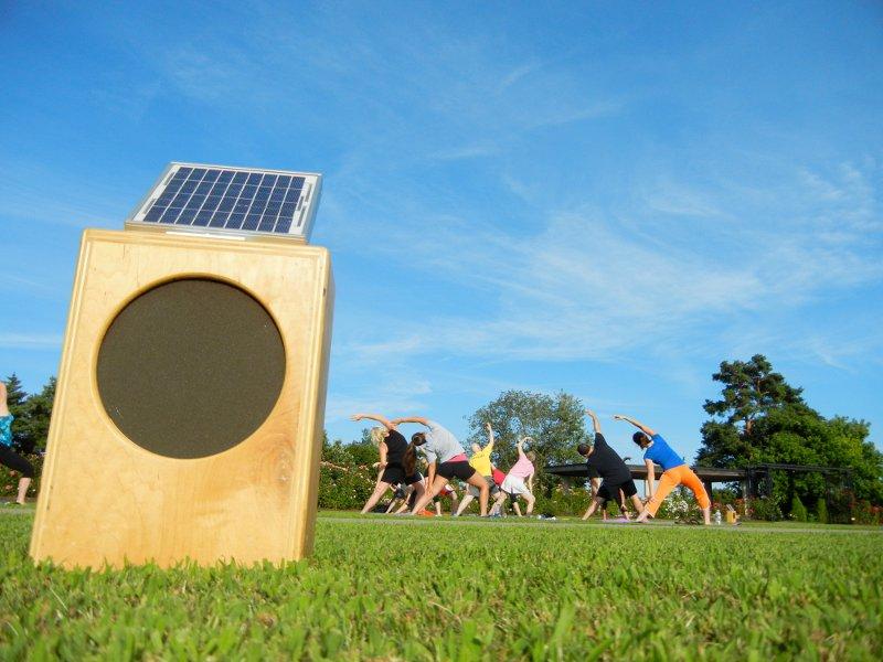 The Sun Boxes By Craig Colorusso