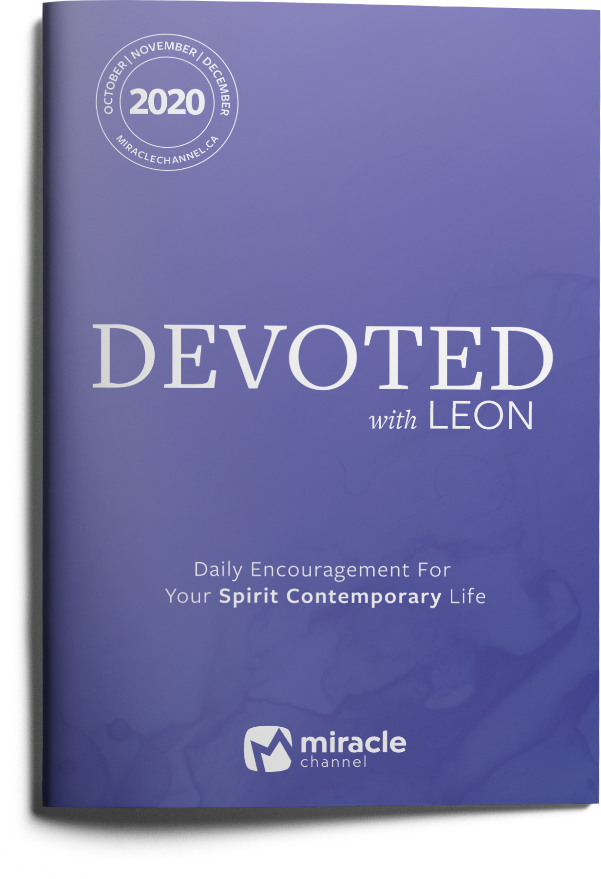 Devoted Booklet