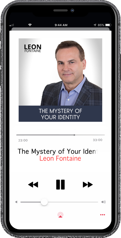 The Mystery of Your Identity
