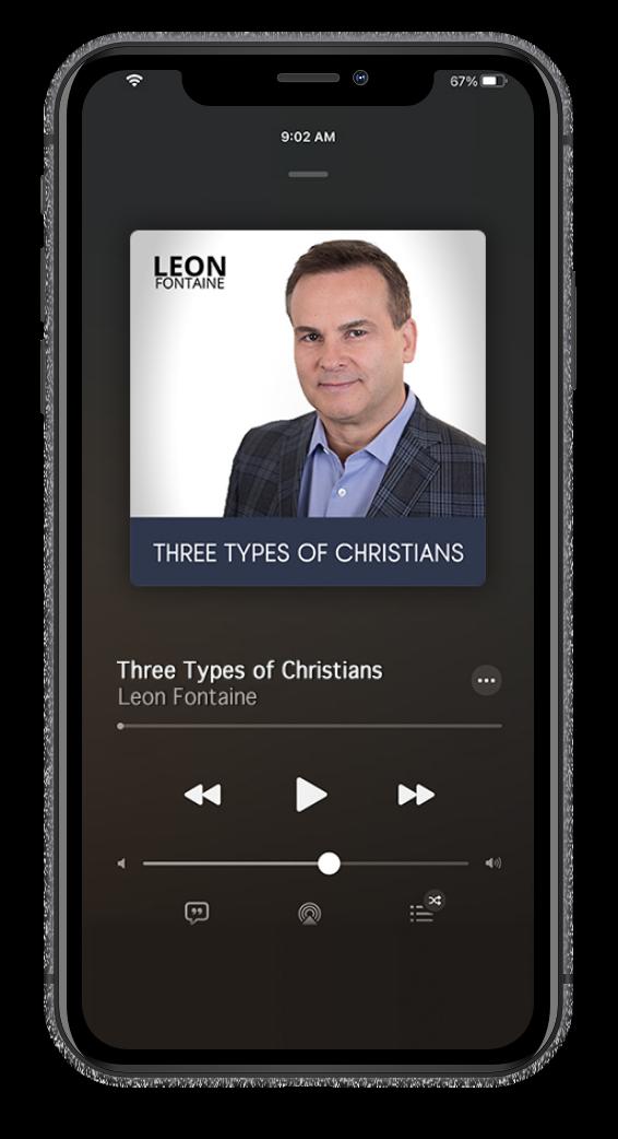 Three Types of Christians