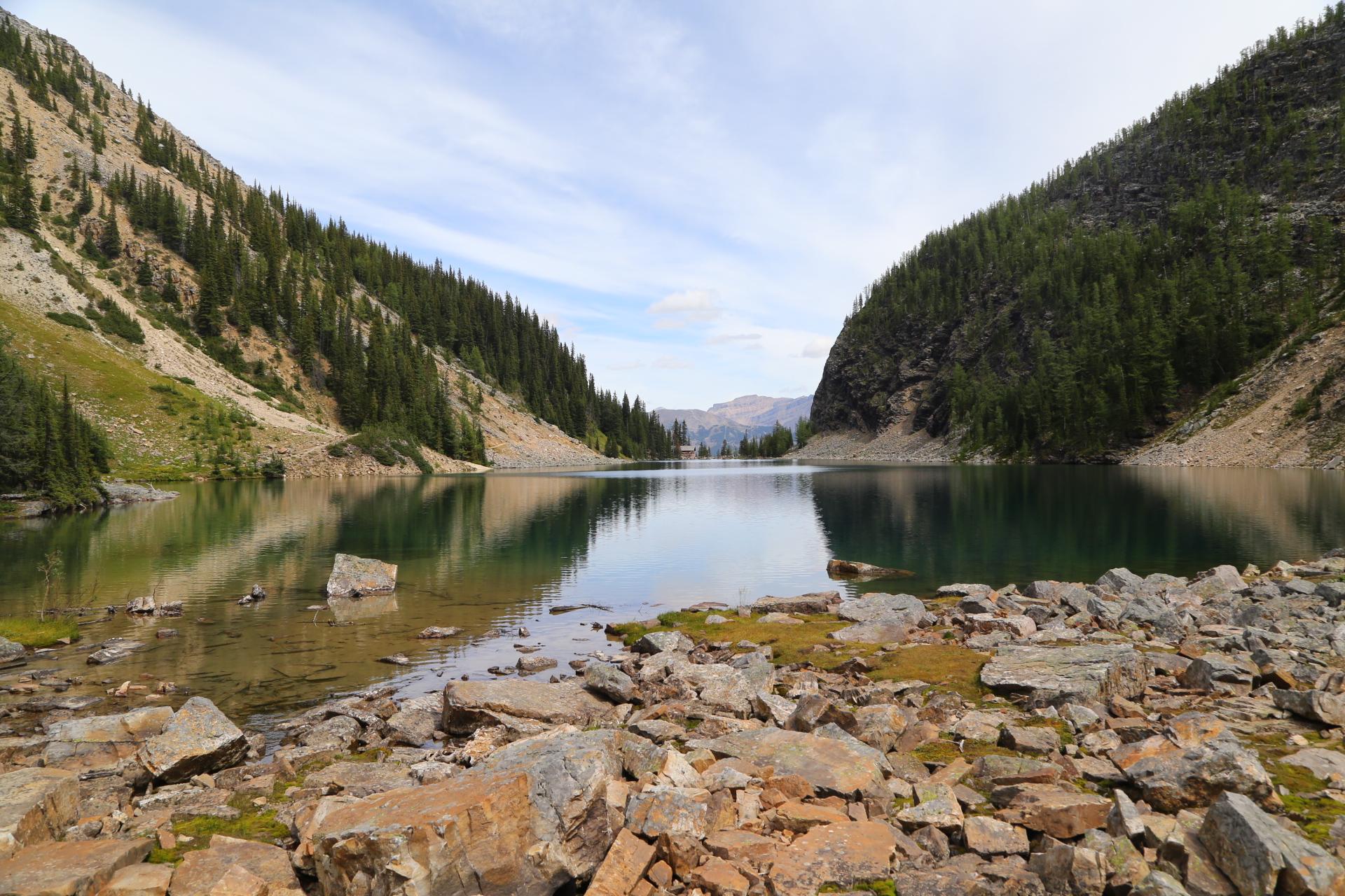 Erie Nick Lake Louise City Guide: Lake Agnes