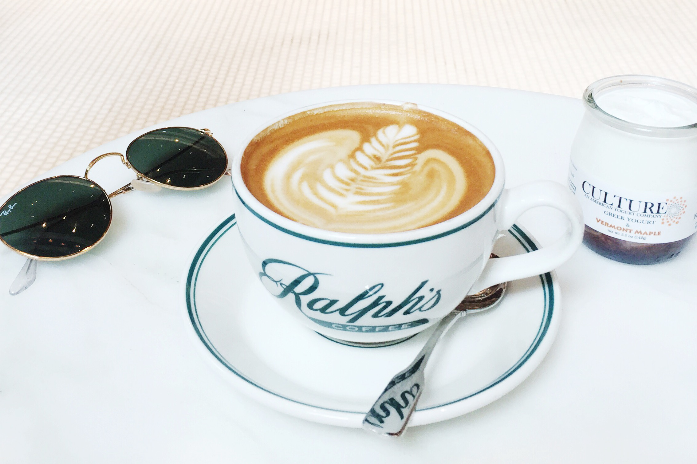 Erie Nick nyfw ralphs coffee