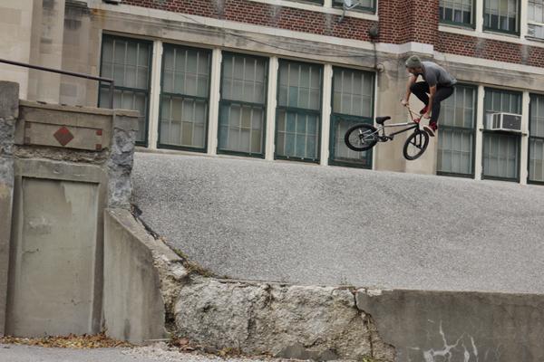 Tony Cherry BMX