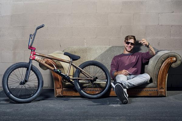 Miles Rogoish BMX