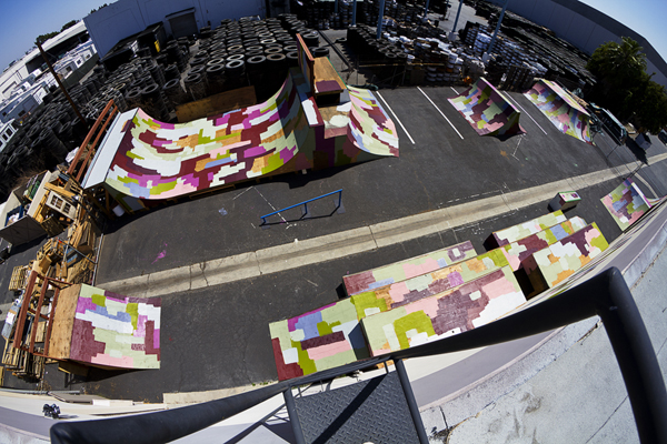 Photo Gallery - First Look - Full Factory Ramps