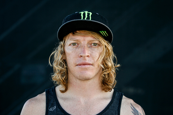 Greg Illingworth BMX