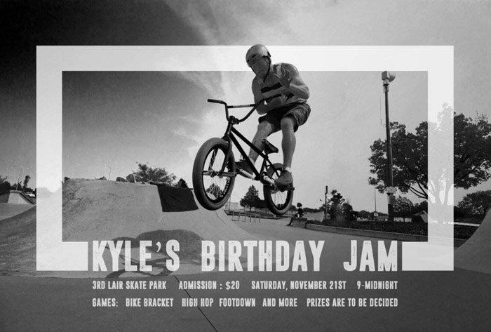 kyle-mileski-bmx-jam-birthday