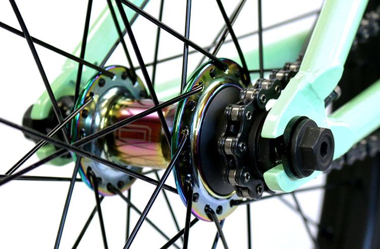 Strictly BMX custom Colony Sweet Tooth BMX Bike