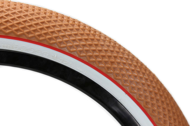 Cult Vans Stripe BMX Tire